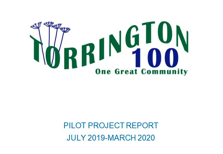 Pilot Project Report – Torrington 100